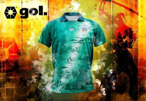 FC岐阜が2015シーズンのユニフォームを発表…デザインテーマは「サムライ」
