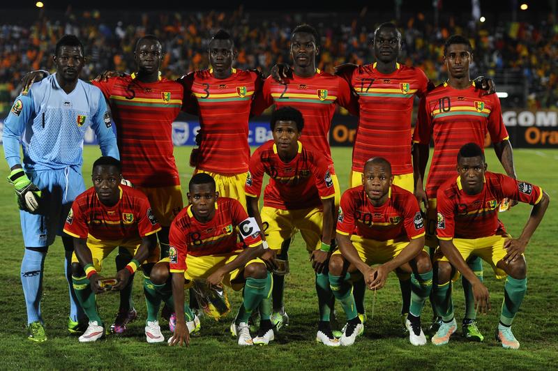 アフリカ杯、抽選によりギニアが...
