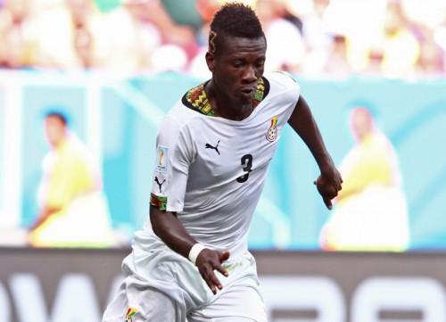 ガーナ代表FWギャンがマラリアに感染…アフリカ杯初戦は欠場か