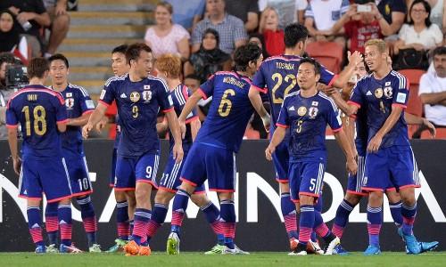 連覇懸かる日本代表、本田のPKでアジアカップ連勝…グループ首位で最終節へ