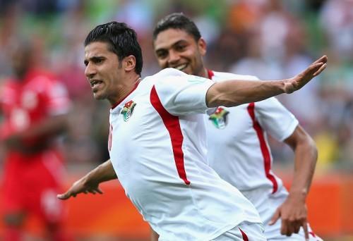 日本とアジア杯グループ最終節で対戦のヨルダン、5得点で大会初勝利