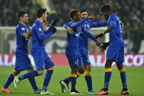 ユーヴェ6得点でヴェローナを圧倒…コッパ・イタリア準々決勝へ