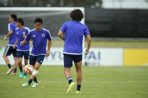香川がアジア杯連覇へ決意「全力でどんなポジションでもやる」
