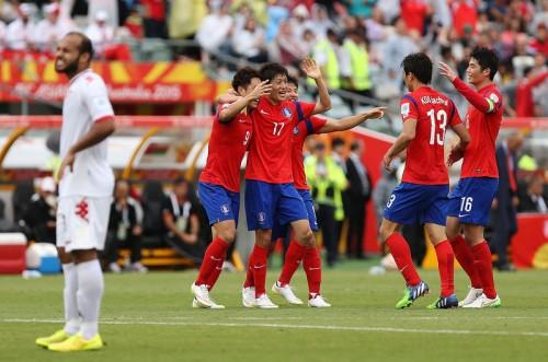 韓国代表、アジアカップ白星スタート…チョ・ヨンチョルが決勝弾