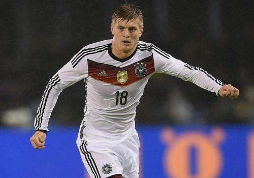 レアルMFクロース、ノイアーら抑えドイツ代表の年間最優秀選手に