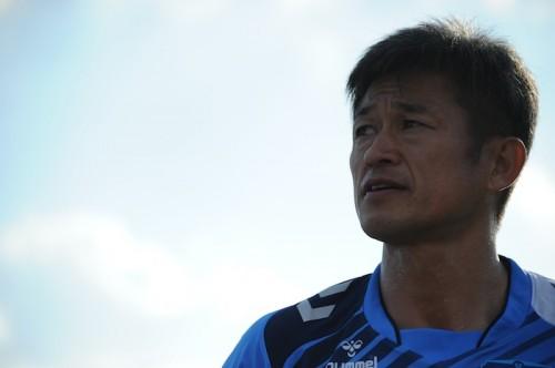 横浜FC、三浦知良と元旦に契約更新…48歳でプロ30年目のシーズンへ