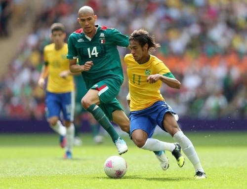 ネイマール、リオ五輪出場に意欲を示す「国民のために金メダルを」
