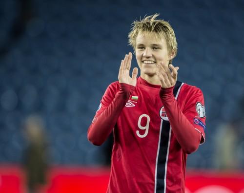ノルウェーの至宝エデゴー、レアル加入が間もなく決定か…英紙報道
