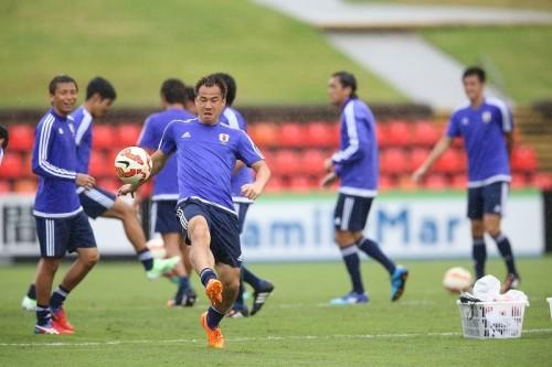 アジア杯初戦を前に4年間を振り返る岡崎「前回とはちょっと違う」