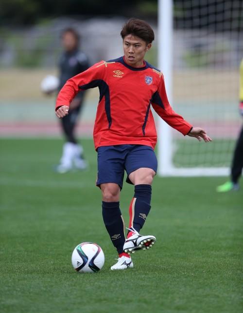 日本代表DF太田宏介、志願のキャンプ早期合流「もやもやをサッカーで返す」