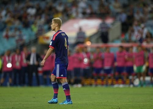 PK失敗の本田「サッカーの厳しさを教えられた」…指揮官は擁護