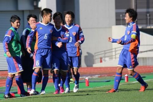 初出場対決、制したのは開志JSC…宇治山田商を破って選手権初勝利