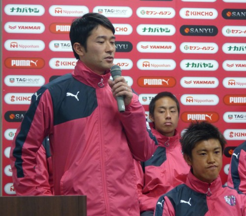 C大阪が新背番号を発表…新戦力のパブロは「7」、玉田は「20」