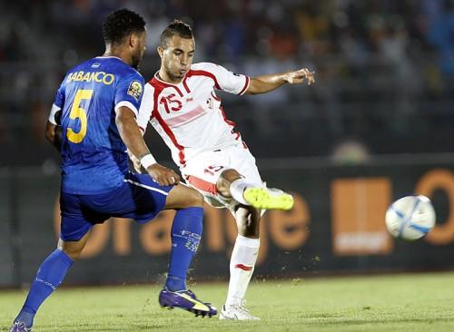 アフリカ選手権、グループBの2試合はともに1-1で引き分け