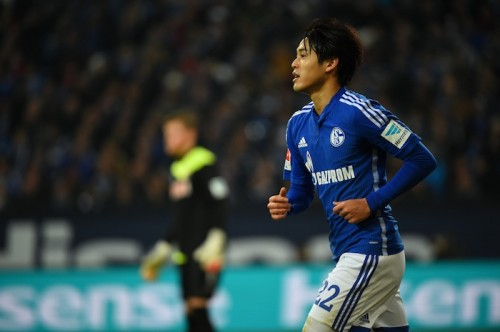シャルケ内田が実戦復帰、リーグ再開前最後の練習試合にフル出場