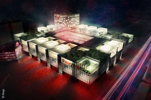 ミラン、4万8000人収容の新スタジアムの建設計画を発表