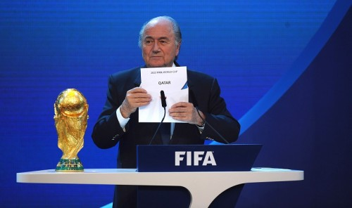2022年カタールW杯は11月12月開催へ…FIFA特別委員会が推奨