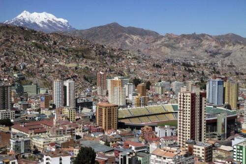 """富士山9合目で試合…ブラジルの強豪がボリビアの""""地の利""""に沈む"""