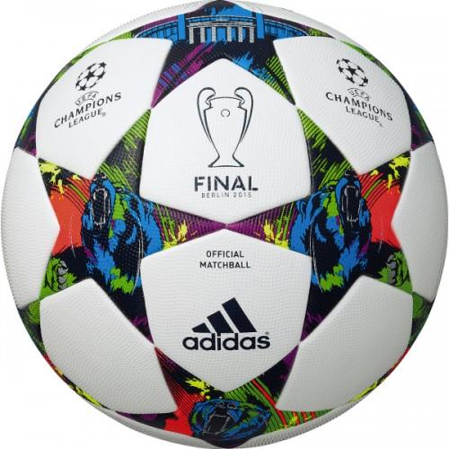 アディダスが今季のCL決勝公式試合球『フィナーレ ベルリン』を発表