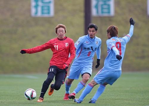 浦和と熊本の一戦、ニューイヤーカップで初ドロー…両監督は納得顔