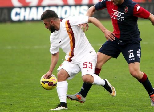 負傷者続出のローマ、18歳新星の活躍で5試合ぶりの勝利を掴む