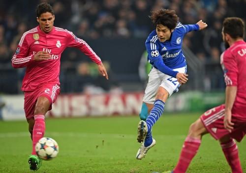決定機に絡んだ内田、地元紙はチーム最高点「国際舞台で実力示した」