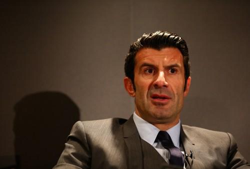 FIFA会長選立候補のフィーゴ氏、W杯出場国を最大48カ国に拡大の意向
