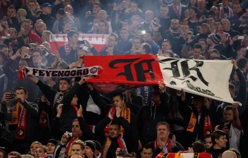 欧州で相次ぐサポーターの問題行動…フェイエサポがローマで暴動