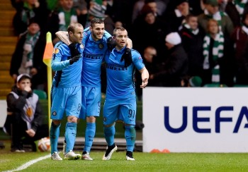 Celtic FC v FC Internazionale Milano - UEFA Europa League Round of 32