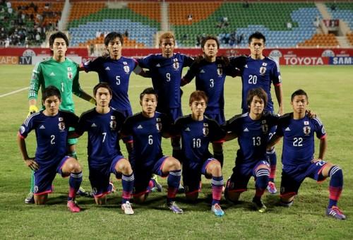 3月開催のリオ五輪予選、U-22日本代表戦のテレビ放送が決定