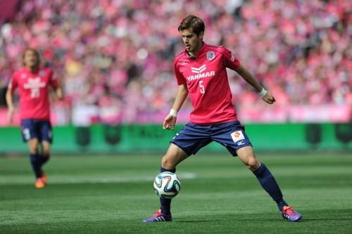 C大阪、長谷川アーリアジャスールと契約更新「一緒に戦いましょう!」