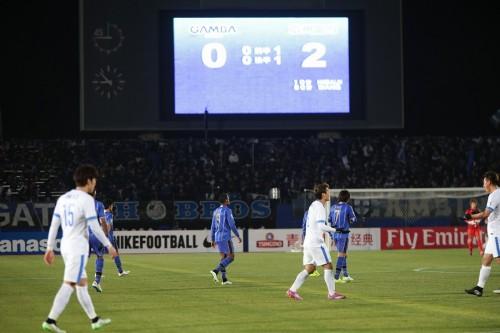ACL初戦、日本勢1分3敗で未勝利スタート…G大阪と鹿島はホームで敗戦