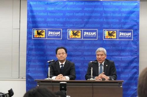 日本サッカー協会、アギーレ監督との契約解除を発表