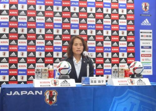 U23女子代表の高倉監督「本気で上を目指せと言い続けるつもり」