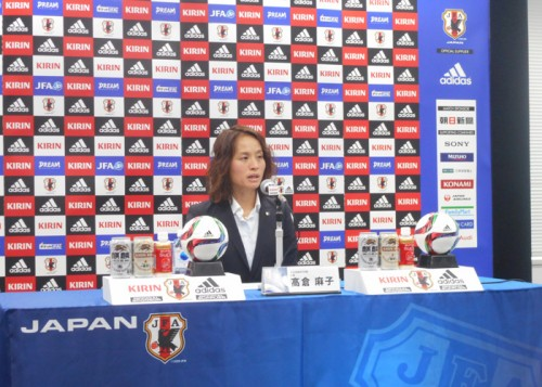 U-23日本女子代表に柴田華絵や京川舞、田中美南ら18選手