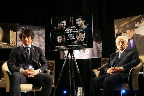 宮本氏、代表監督は「W杯経験ある人」…FIFA会長賞の90歳賀川氏は露W杯取材に意欲