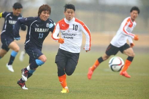 """プレシーズンマッチの""""静岡ダービー""""は磐田が接戦を制する"""
