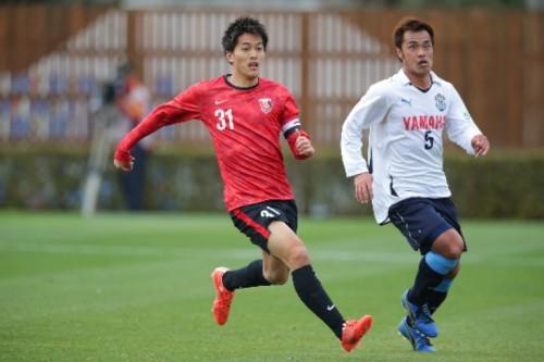 浦和が新戦力の活躍で磐田に快勝…ニューイヤー・カップで初勝利