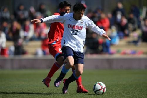 ニューイヤーカップ、磐田は熊本に勝利して2位で終える