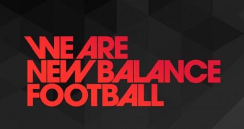 「ニューバランス」がフットボール界に参入。コンパニ、ナスリらと契約