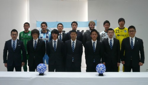 FC大阪が新体制を発表…「堅守猛攻」攻撃的なサッカーを貫く