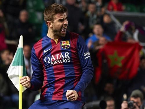 バルセロナのピケ「今シーズンは何か大きなことをやってのけられる」