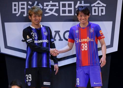 昨季3冠達成したG大阪の宇佐美貴史「勝利へ全力で突っ走るだけ」