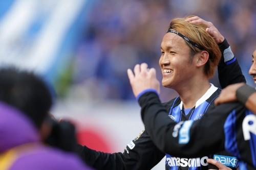 今季初ゴールが決勝点…G大阪FW宇佐美「全大会で得点王を目指す!」