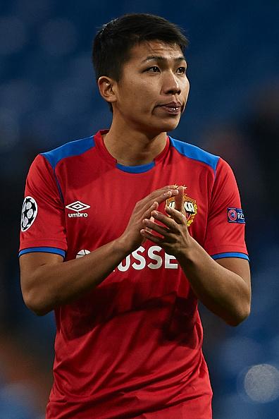西村 拓真(CSKAモスクワ)のプロフィール画像
