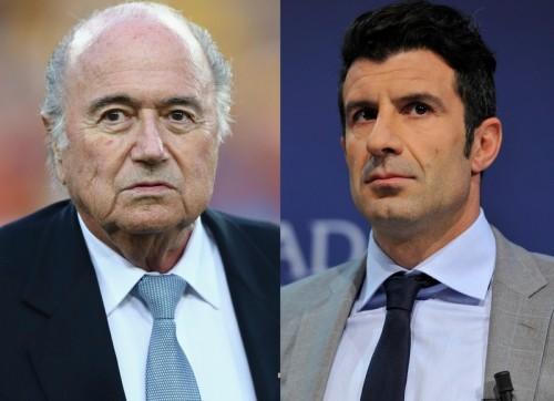 FIFA会長選は4名が立候補…ブラッター現会長やフィーゴ氏など