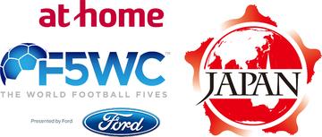 5人制アマチュアサッカー大会「F5WC」の特別協賛にアットホームが決定!