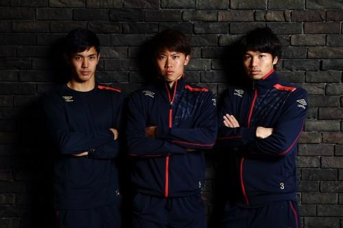 飛躍の年へ、FC東京の日本代表トリオが決意…武藤嘉紀「優勝させたい」