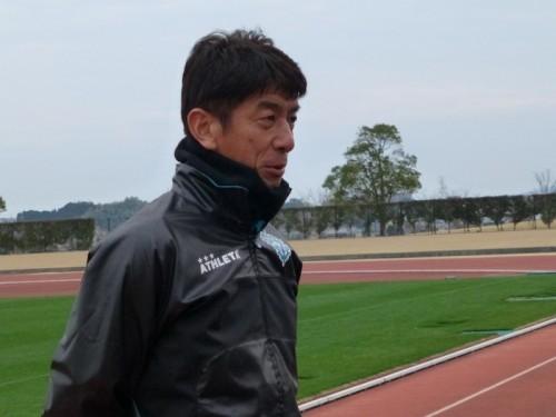 井原監督、アギーレ解任の影響を懸念「早急に次を決めて進んでほしい」