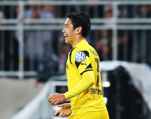 香川がドイツから古巣C大阪を応援「必ず一年でJ1へ復帰してくれる」